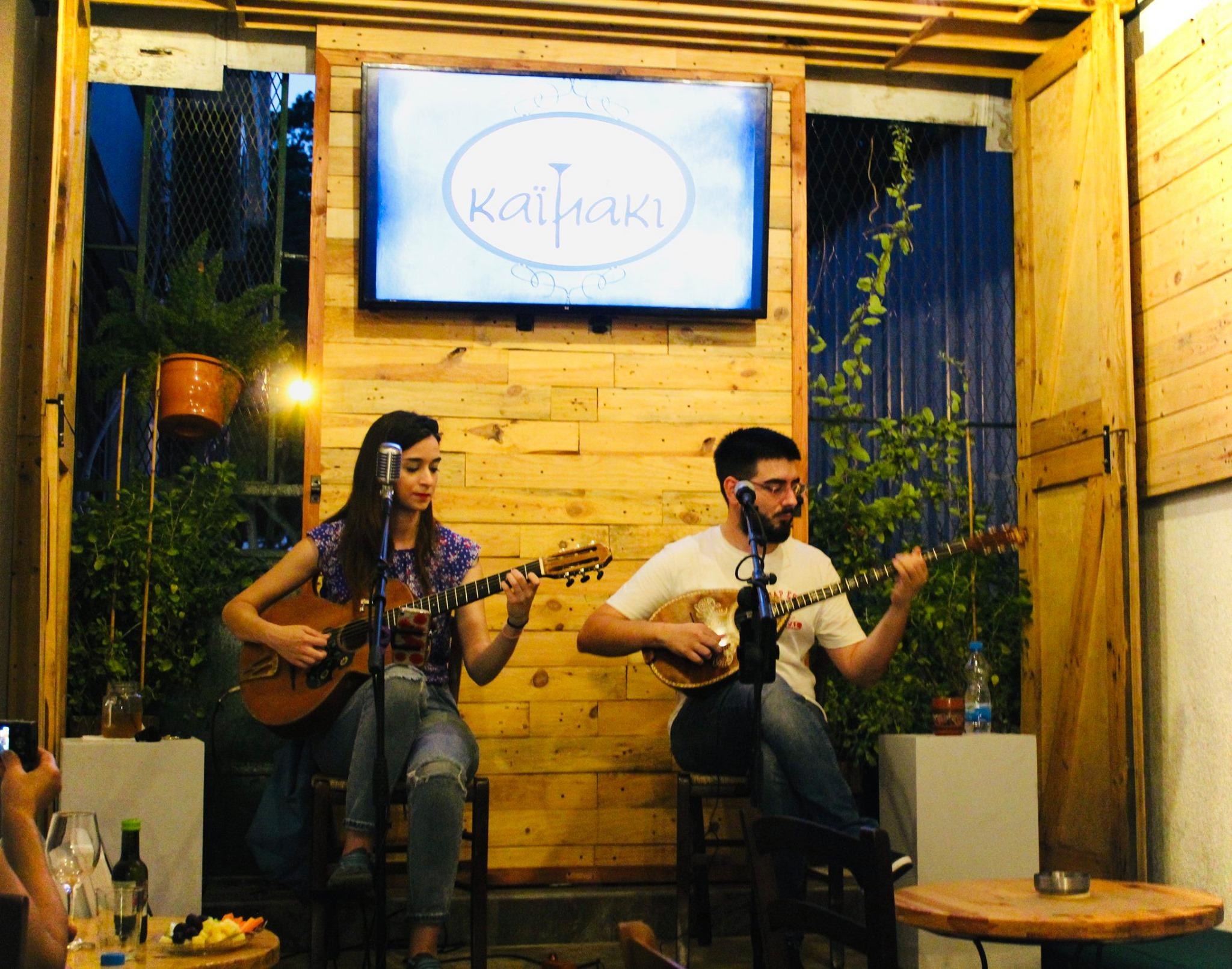 Καφενείο Καϊμάκι   Λεμεσός (28-07-2019)