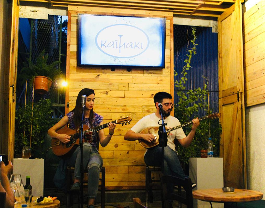 Καφενείο Καϊμάκι | Λεμεσός (28-07-2019)