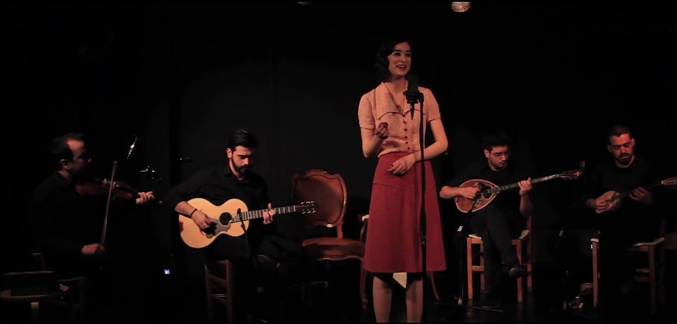 Ρεσιτάλ Δέσποινας Ψαθά για τη Ρόζα Εσκενάζυ | Θεσσαλονίκη (10-02-2017)